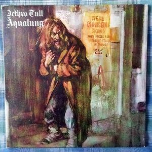 Record Album-Jethro Tull-Aqualung